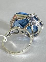 Пандора (кольцо  из серебра)