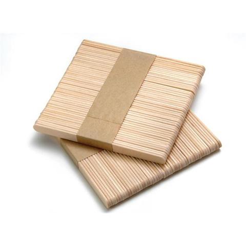 Шпатель деревянный 100 шт.