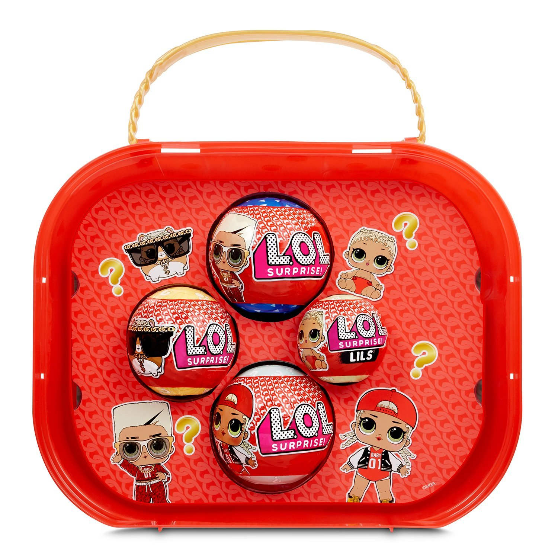 Набор L.O.L. Surprise OMG Fashion Swag Family , 422099