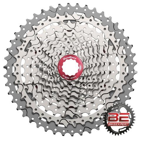 Кассета SunRace MX3 11-46 10 скоростей Silver