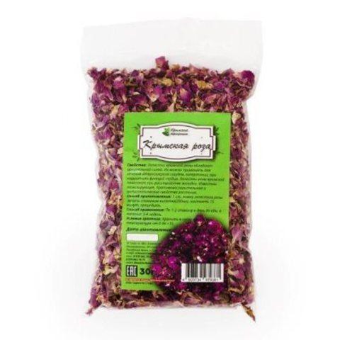 Травяной чай «Лепестки крымской розы» 30 грамм™Крымские традиции