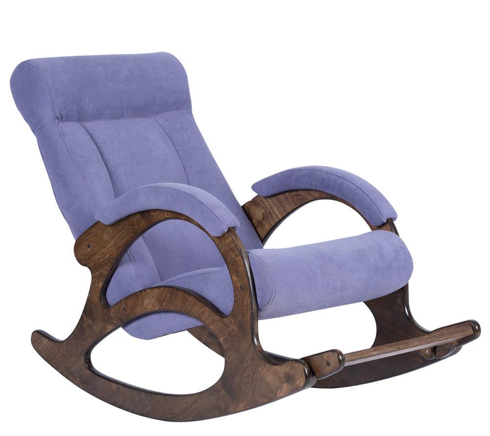 Классические Кресло-качалка Симфония Ткань (Lavender) simfony-lavender-1.jpg