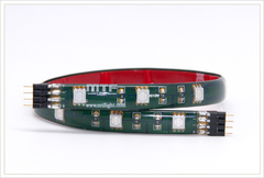 Гибкие светодиодные полосы MTF Light 3M2A125GG 30 см (зеленый)