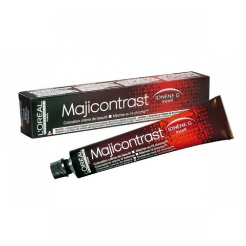 L'Oreal Professionnel Majicontrast (Красный) Краска для волос 50 мл.