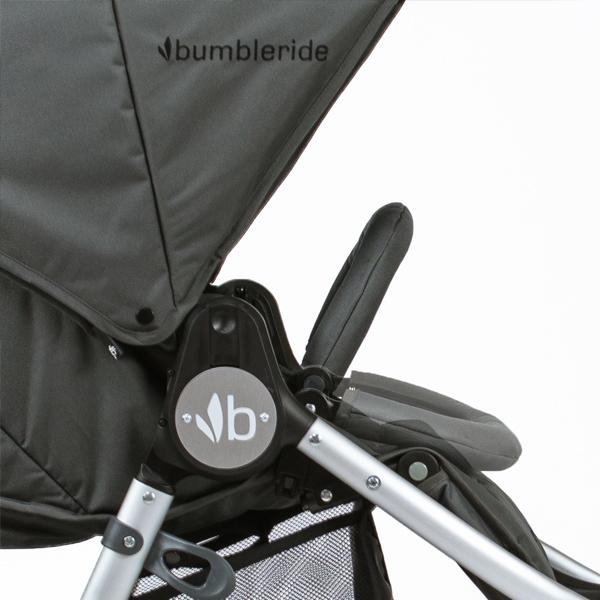Bumbleride Прогулочная коляска Speed 2018 Dawn Grey Mint