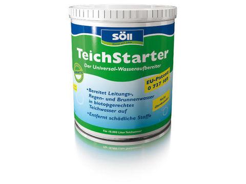Teich-Starter 1,0 кг - Средство для подготовки новой воды
