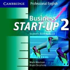 Business Start-up Level 2 Audio CDs(2)