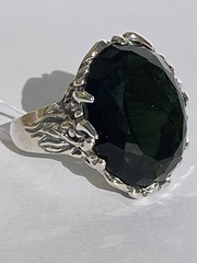 Аида (кольцо  из серебра)