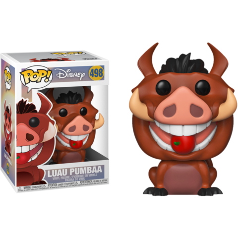 Фигурка Funko Pop! Disney: The Lion King - Luau Pumbaa