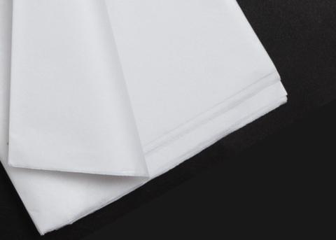 Бумага тишью 50*66 см (10 листов) цв. Белый Китай