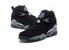 Air Jordan 8 Retro 'Black/Chrome'