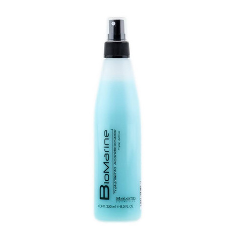 Несмываемый кондиционер,Biomarine Salerm Cosmetics, 250 мл.