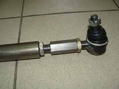 Тяга сошки рулевого управления (УАЗ-ПРОФИ) с отверстием