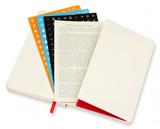 Еженедельник Moleskine Classic Soft Weekly Pocket мягкая обложка красный (DSF212WN2)