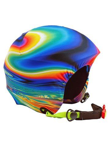Нашлемник на шлем Sea multicolor S