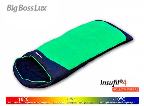Спальный мешок Maverick BIg Boss Lux