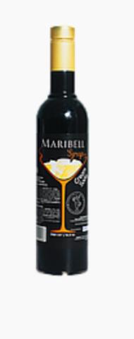 Сироп коктейльный Maribelll
