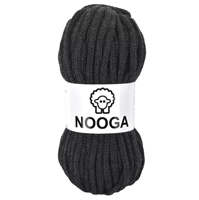 Теплый шнур Nooga Nooga Графит граыф.JPG