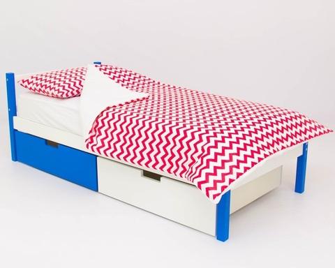 Комплект постельного белья ЗИГЗАГИ