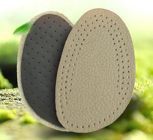 Подкладки из натуральной кожи для уменьшения объема классической обуви на 2 мм, 1 пара