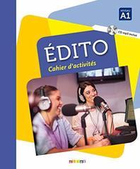 Edito A1 - Cahier + CD