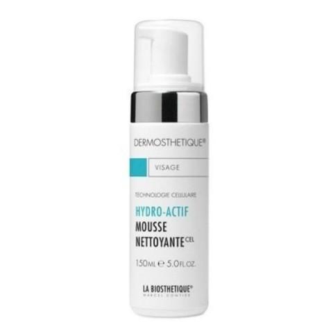 La Biosthetique Dermosthetique Hydro-Actif: Клеточно-активный очищающий мусс для лица (Mousse Nettoyante), 150мл