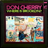 Don Cherry / Where Is Brooklyn? (LP)