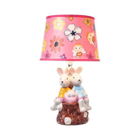 Настольный светильник Escada 10180/L E27*60W Rabbits