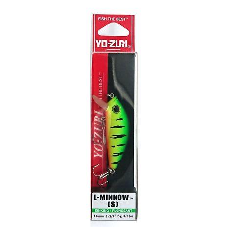 Воблер Yo-Zuri L-Minnow 44S / F1167-MHT