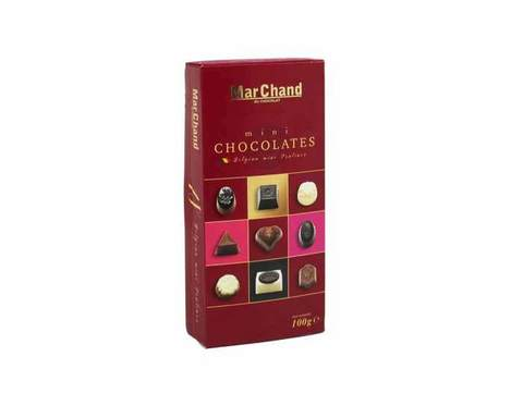 Шоколадные конфеты «Мини-пралине» MarChand, 100 г