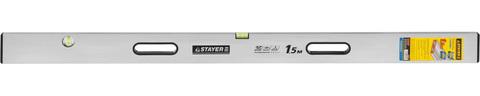 Правило-уровень с ручками GRAND, 1.5 м, STAYER Professional 10752-1.5