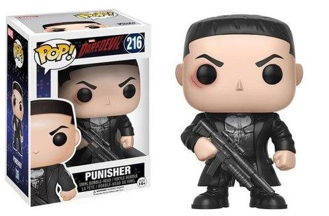 Фигурка Funko Pop! Marvel: Daredevil - Punisher