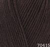 Пряжа Himalaya Everyday Bebe Lux 70415 (коричневый)