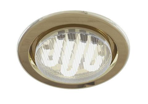 Встраиваемый светильник Maytoni Metal Modern DL293-01-G
