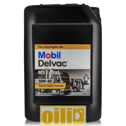 Mobil DELVAC MX EXTRA 10W-40 20L