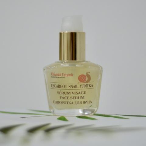 Oriental Organic  Сыворотка для лица с улиткой