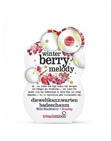 Treaclemoon Пена для ванны Winter berry melody badescha 80 г