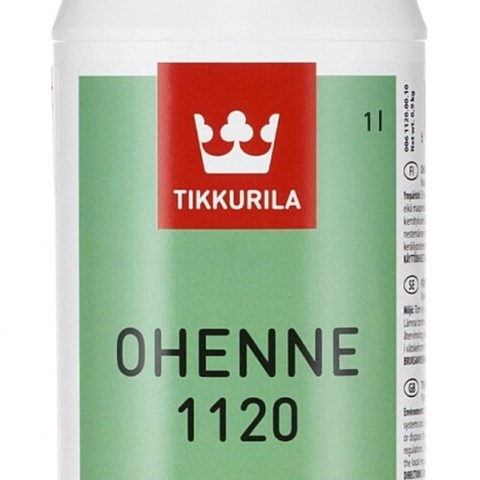 Tikkurila Ohenne 1120/Тиккурила Растворитель 1120