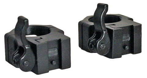 Кольца UTG Leapers на Ласточкин хвост, средние, 30 мм [RQ2D3154]