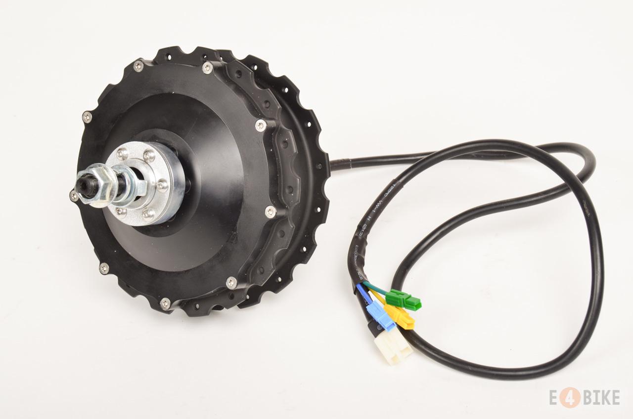 Мотор-колесо редукторное MAC 1000 Вт (FAT)
