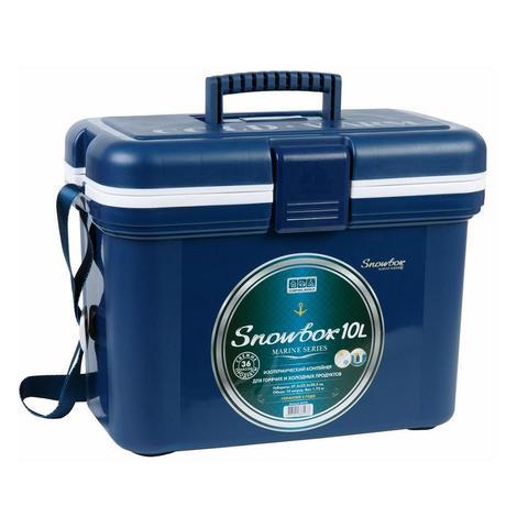 Изотермический контейнер (термобокс) Camping World Snowbox (10 л.), синий
