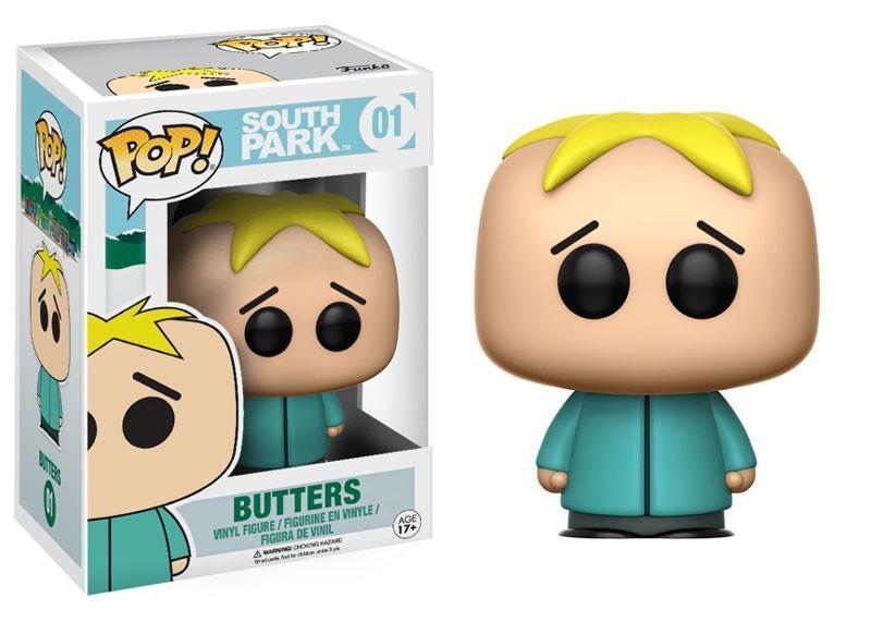 Фигурка Funko POP! Vinyl: South Park: Butters 11486