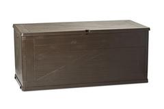Пластиковый сундук Toomax Wood Line
