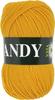 Пряжа Vita Candy 2541   (Желтый)