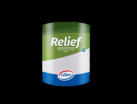 Водно-дисперсионная краска для текстурированного  и рельефной отделки - Relief