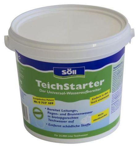 Teich-Starter 2,5 кг - Средство для подготовки новой воды