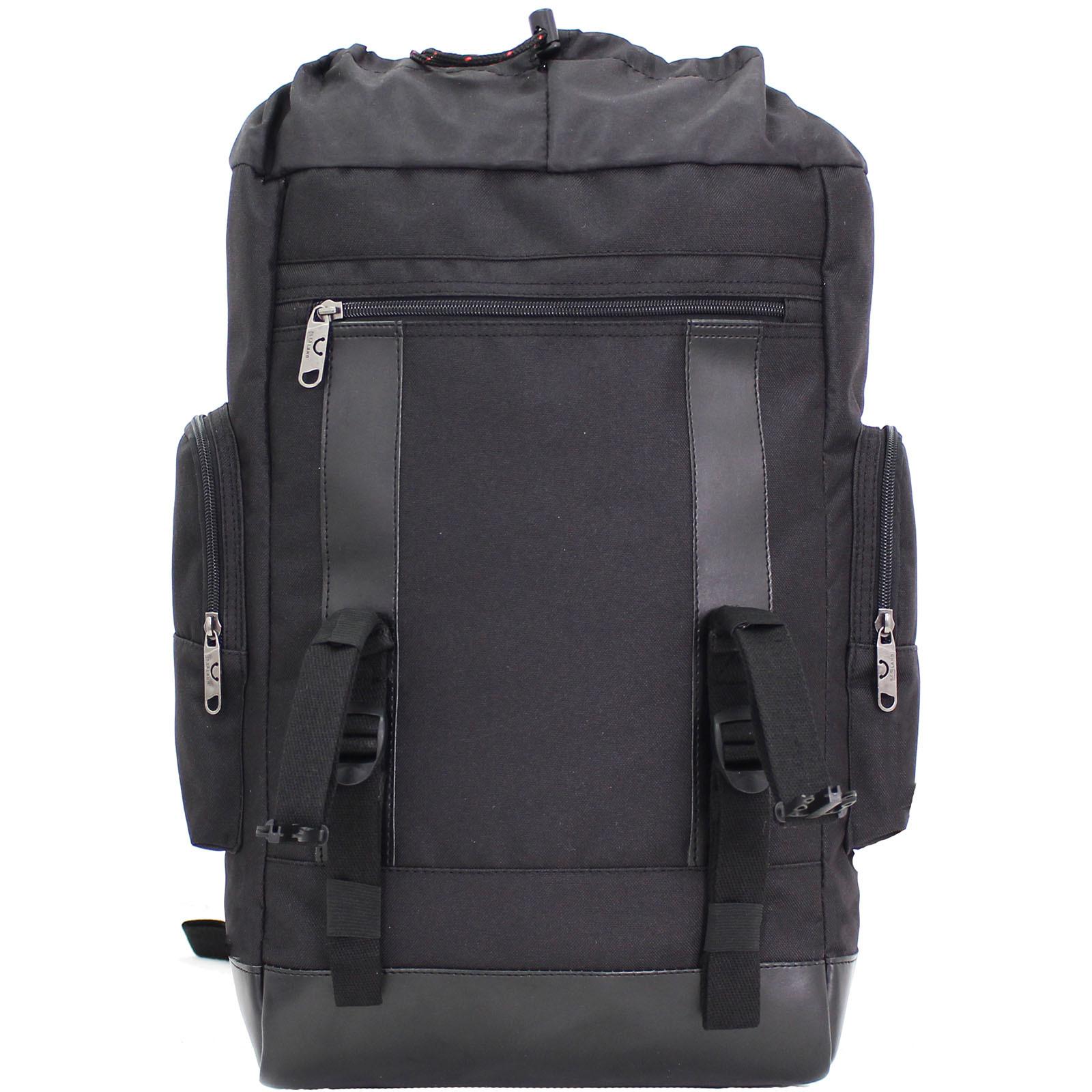 Рюкзак для ноутбука Bagland Palermo 25 л. Чёрный (0017966) фото 4