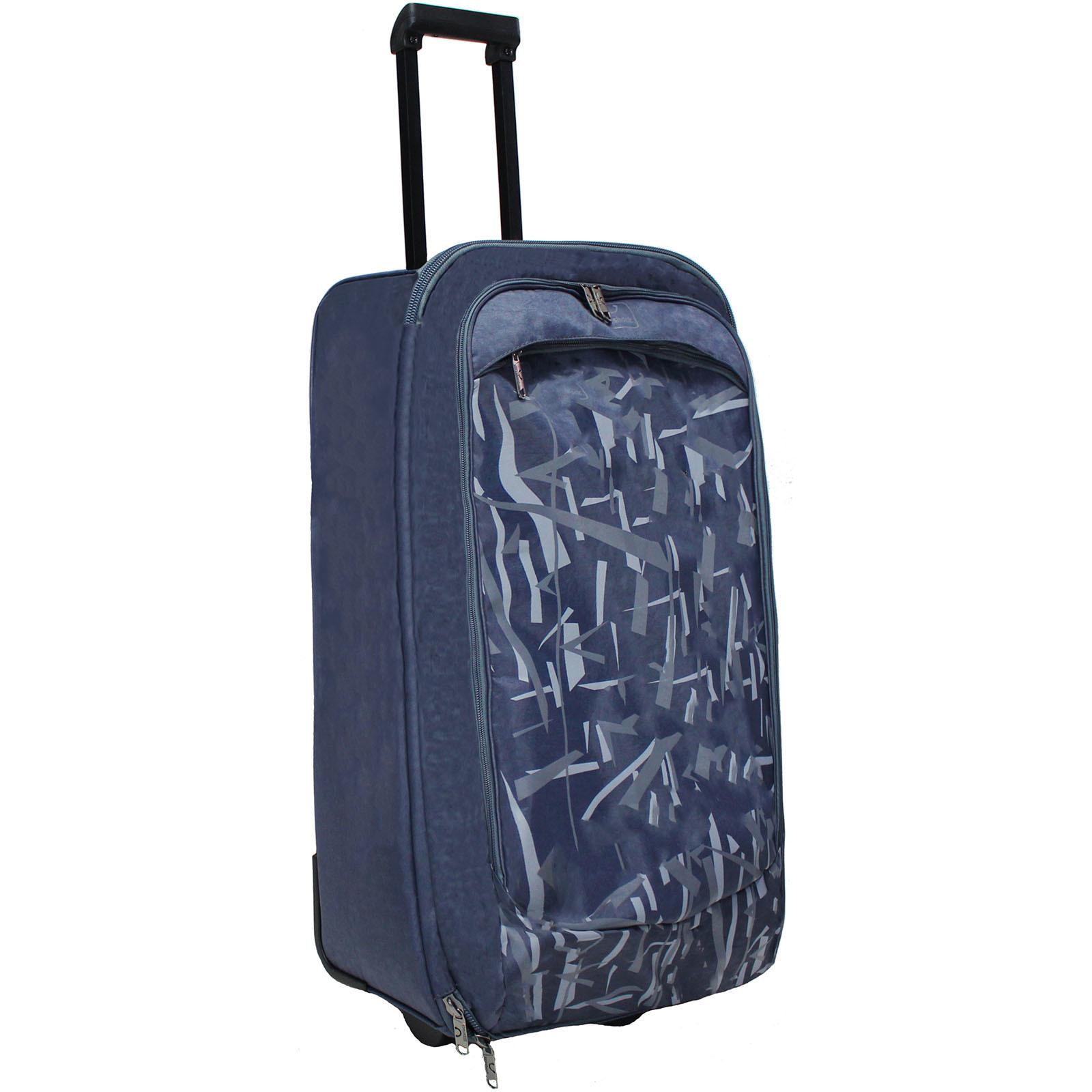 Дорожные чемоданы Сумка дорожная Bagland Барселона 86 л. Темно серый (0039470) IMG_0775.JPG