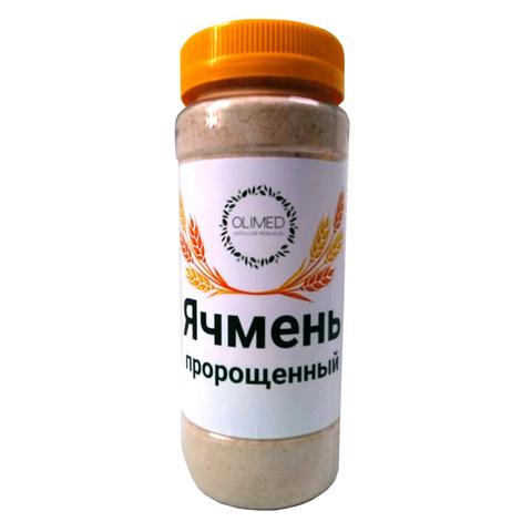 Порошок ростков ячменя (барлейграсс) OLIMED, 300г