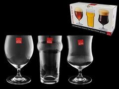Набор бокалов для разных сортов пива, 3 шт, фото 4